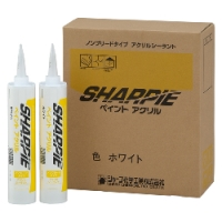 SHARPIE Paintable Acrylic